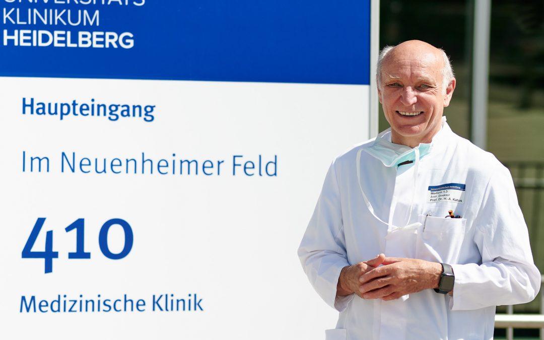 Prof. Dr. med. Hugo A. Katus