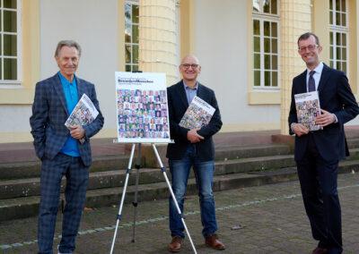 BesonderMernschen Corona Buch - Pressekonferenz