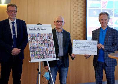BesonderMernschen Corona Buch - Pressekonferenz - Klinik Heidelberg