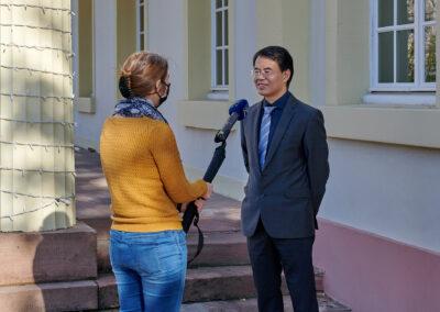 BesonderMernschen Corona Buch - Pressekonferenz - Sompo Chou