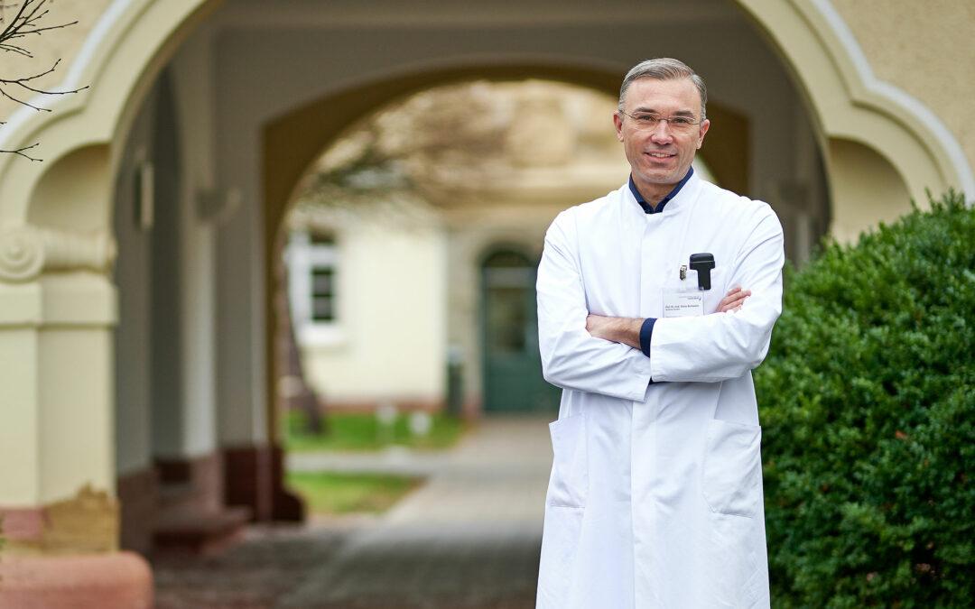 Prof. Dr. med. Tobias Renkawitz